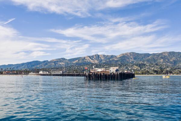 sterns wharf santa barbara